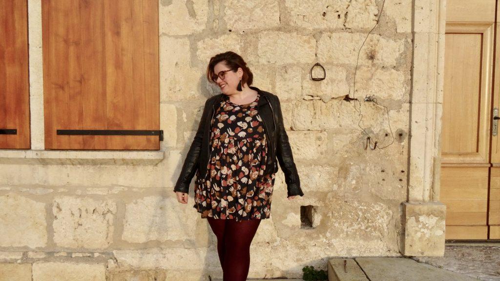 Blouse Zahra couturette